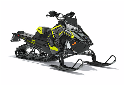 2018 Polaris 800 PRO-RMK 163 SnowCheck Select in Bemidji, Minnesota