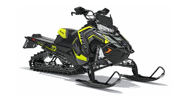 2018 Polaris 800 PRO-RMK 163 SnowCheck Select in Waterbury, Connecticut