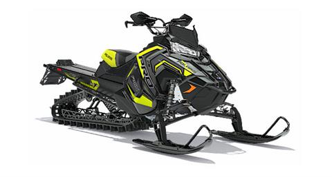 2018 Polaris 800 PRO-RMK 163 SnowCheck Select in Calmar, Iowa