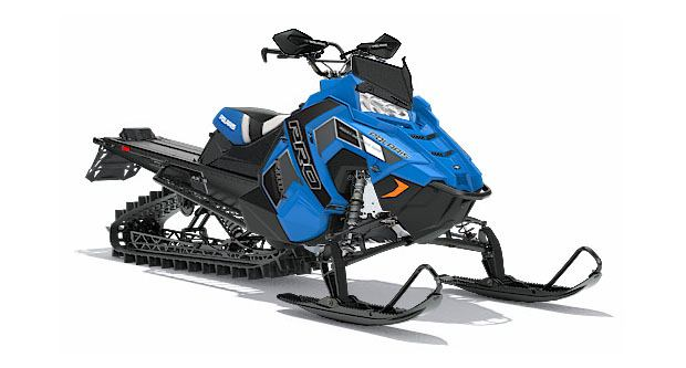 2018 Polaris 800 PRO-RMK 163 SnowCheck Select in Woodstock, Illinois