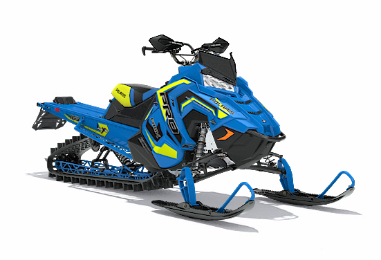 2018 Polaris 800 PRO-RMK 163 SnowCheck Select in Hancock, Wisconsin