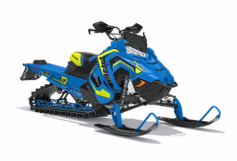 2018 Polaris 800 PRO-RMK 163 SnowCheck Select in Logan, Utah