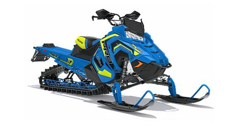 2018 Polaris 800 PRO-RMK 163 SnowCheck Select in Newport, New York