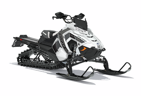 2018 Polaris 800 PRO-RMK 163 SnowCheck Select in Hailey, Idaho