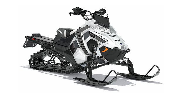 2018 Polaris 800 PRO-RMK 163 SnowCheck Select in Albert Lea, Minnesota