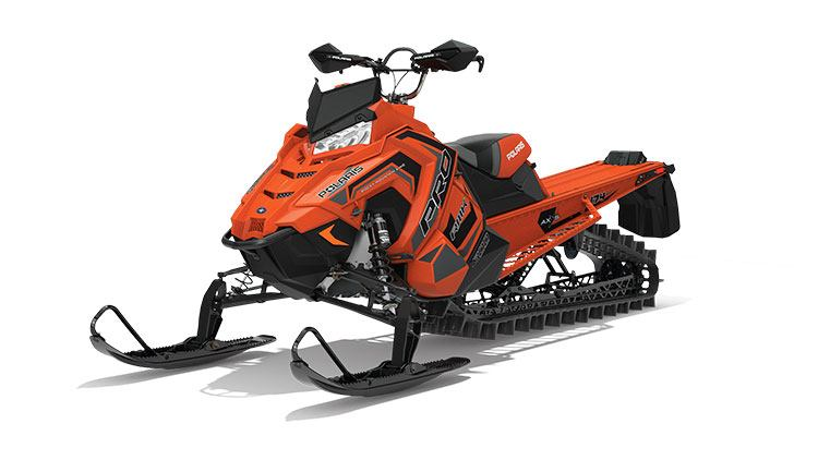 2018 Polaris 800 PRO-RMK 174 3 in. SnowCheck Select in Fond Du Lac, Wisconsin