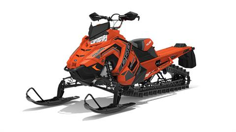 2018 Polaris 800 PRO-RMK 174 3 in. SnowCheck Select in Newport, Maine