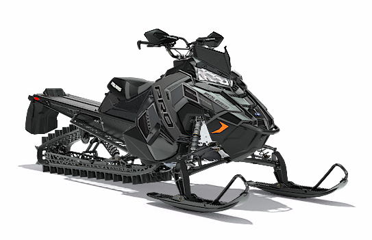 2018 Polaris 800 PRO-RMK 174 3 in. SnowCheck Select in Antigo, Wisconsin