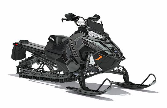 2018 Polaris 800 PRO-RMK 174 3 in. SnowCheck Select in Hailey, Idaho
