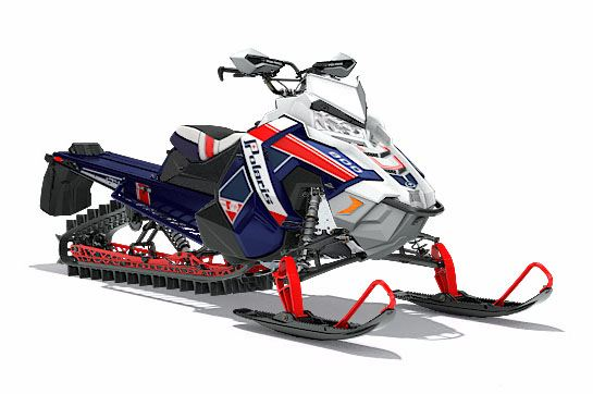 2018 Polaris 800 PRO-RMK 174 3 in. SnowCheck Select in Duncansville, Pennsylvania