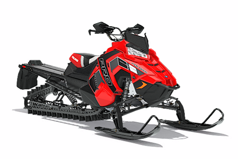 2018 Polaris 800 PRO-RMK 174 3 in. SnowCheck Select in Brewerton, New York
