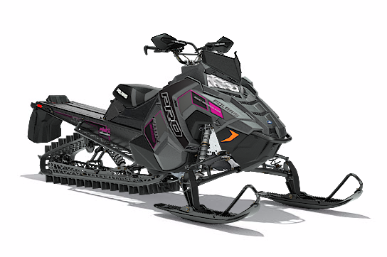 2018 Polaris 800 PRO-RMK 174 3 in. SnowCheck Select in Bemidji, Minnesota
