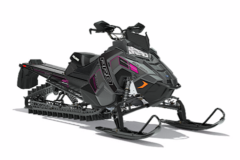2018 Polaris 800 PRO-RMK 174 3 in. SnowCheck Select in Sumter, South Carolina