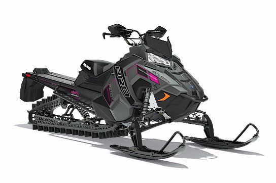 2018 Polaris 800 PRO-RMK 174 3 in. SnowCheck Select in Center Conway, New Hampshire