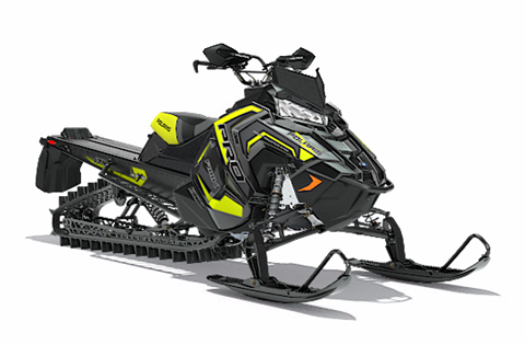 2018 Polaris 800 PRO-RMK 174 3 in. SnowCheck Select in Lewiston, Maine