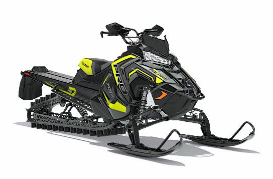 2018 Polaris 800 PRO-RMK 174 3 in. SnowCheck Select in Grimes, Iowa