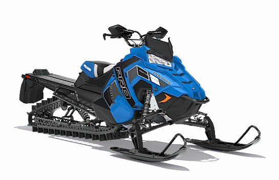 2018 Polaris 800 PRO-RMK 174 3 in. SnowCheck Select in Hooksett, New Hampshire
