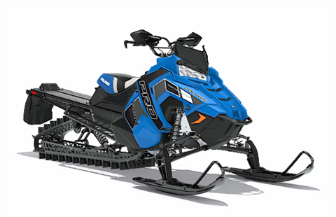 2018 Polaris 800 PRO-RMK 174 3 in. SnowCheck Select in Little Falls, New York