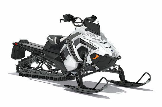 2018 Polaris 800 PRO-RMK 174 3 in. SnowCheck Select in Kamas, Utah