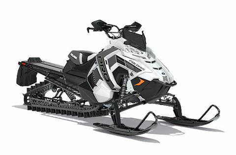 2018 Polaris 800 PRO-RMK 174 3 in. SnowCheck Select in Hillman, Michigan