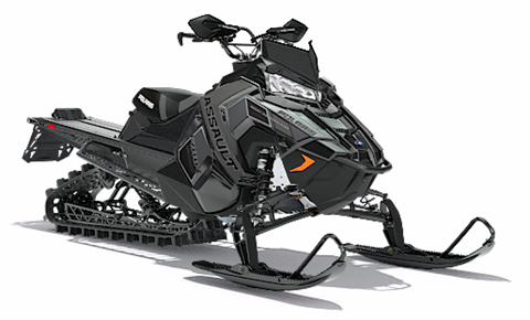 2018 Polaris 800 RMK Assault 155 ES in Ponderay, Idaho