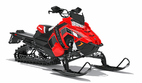 2018 Polaris 800 RMK Assault 155 SnowCheck Select in Ponderay, Idaho