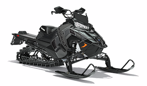 2018 Polaris 800 RMK Assault 155 SnowCheck Select in Brighton, Michigan