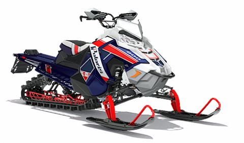 2018 Polaris 800 RMK Assault 155 SnowCheck Select in Scottsbluff, Nebraska