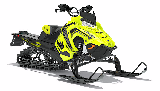 2018 Polaris 800 RMK Assault 155 SnowCheck Select in Newport, Maine