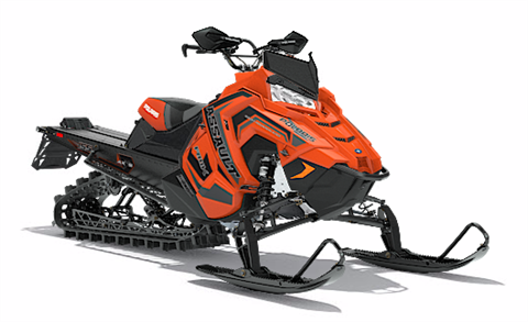 2018 Polaris 800 RMK Assault 155 SnowCheck Select in Baldwin, Michigan