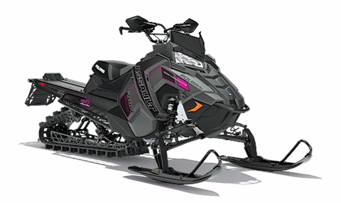 2018 Polaris 800 RMK Assault 155 SnowCheck Select in Little Falls, New York