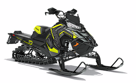 2018 Polaris 800 RMK Assault 155 SnowCheck Select in Oxford, Maine