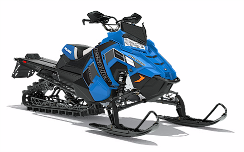 2018 Polaris 800 RMK Assault 155 SnowCheck Select in Hailey, Idaho