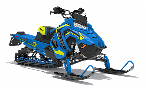 2018 Polaris 800 RMK Assault 155 SnowCheck Select in Chippewa Falls, Wisconsin