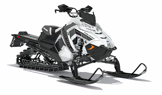 2018 Polaris 800 RMK Assault 155 SnowCheck Select in Kamas, Utah