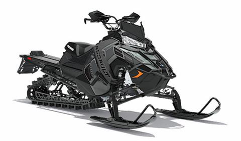 2018 Polaris 800 RMK Assault 155 SnowCheck Select in Hancock, Wisconsin