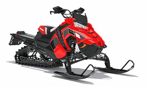 2018 Polaris 800 RMK Assault 155 SnowCheck Select in Deerwood, Minnesota