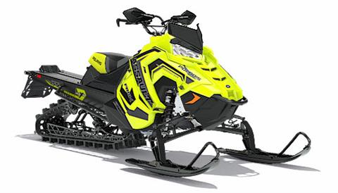 2018 Polaris 800 RMK Assault 155 SnowCheck Select in Barre, Massachusetts