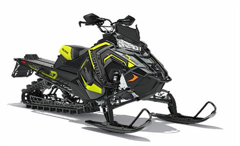 2018 Polaris 800 RMK Assault 155 SnowCheck Select in Woodstock, Illinois