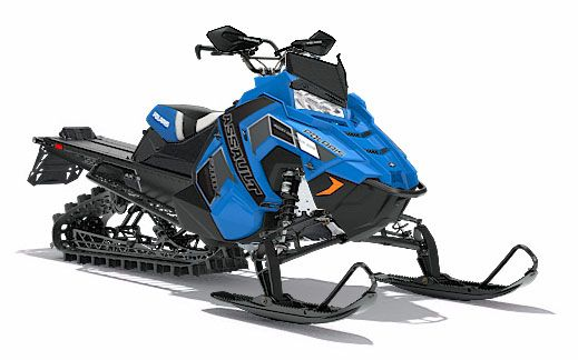 2018 Polaris 800 RMK Assault 155 SnowCheck Select in Altoona, Wisconsin
