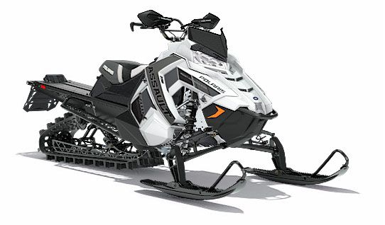 2018 Polaris 800 RMK Assault 155 SnowCheck Select in Antigo, Wisconsin