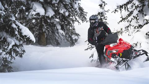 2018 Polaris 800 SKS 146 ES in Dimondale, Michigan