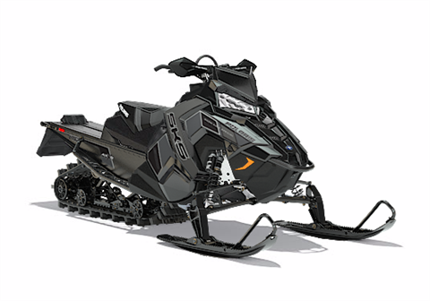 2018 Polaris 800 SKS 146 SnowCheck Select in Bemidji, Minnesota