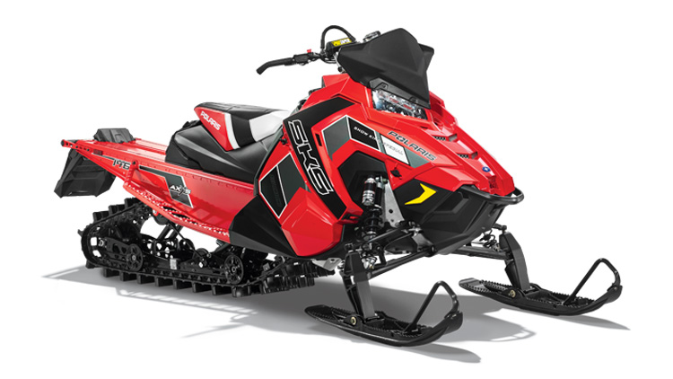 2018 Polaris 800 SKS 146 SnowCheck Select in Elk Grove, California
