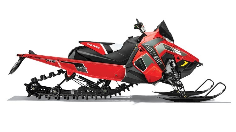 2018 Polaris 800 SKS 146 SnowCheck Select in Sterling, Illinois