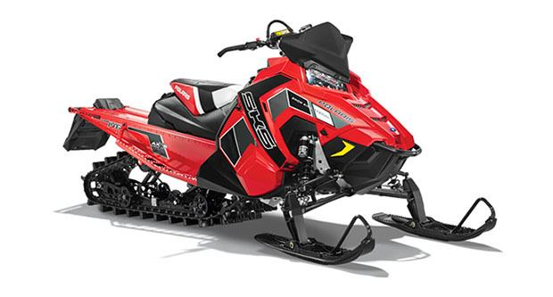 2018 Polaris 800 SKS 146 SnowCheck Select in Milford, New Hampshire
