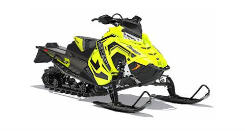 2018 Polaris 800 SKS 146 SnowCheck Select in Munising, Michigan