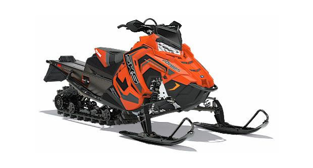 2018 Polaris 800 SKS 146 SnowCheck Select in Elkhorn, Wisconsin