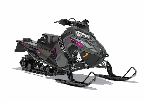 2018 Polaris 800 SKS 146 SnowCheck Select in Hillman, Michigan