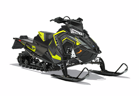 2018 Polaris 800 SKS 146 SnowCheck Select in Baldwin, Michigan